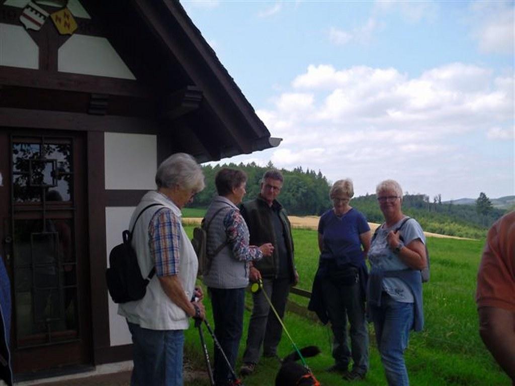 Juli Wanderung   Seniorenbeirat Telekom